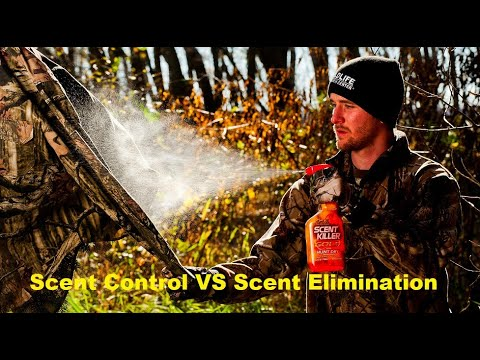 Scent Control Or Scent Elimination In Deer Hunting