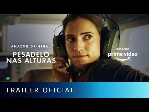 Pesadelo nas Alturas | Trailer Oficial | Amazon Prime Video