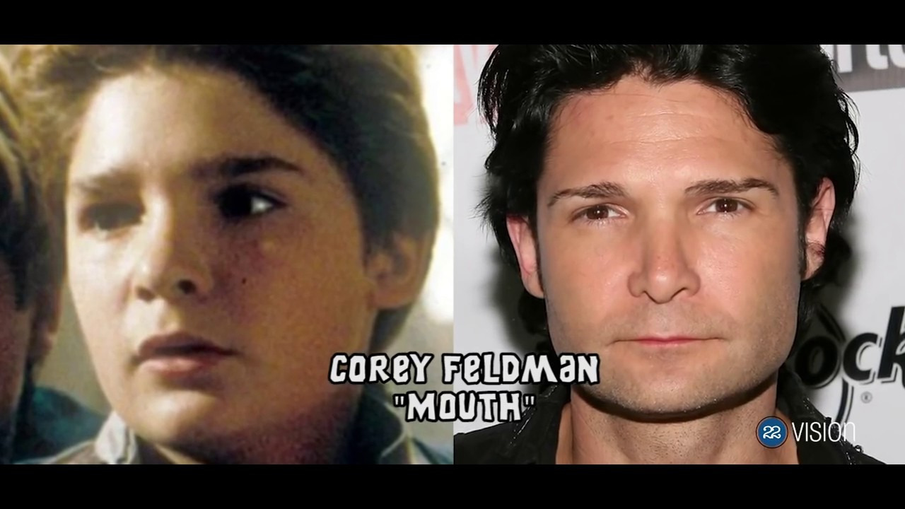 What do the goonies look like now