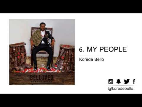 Korede Bello - MY PEOPLE