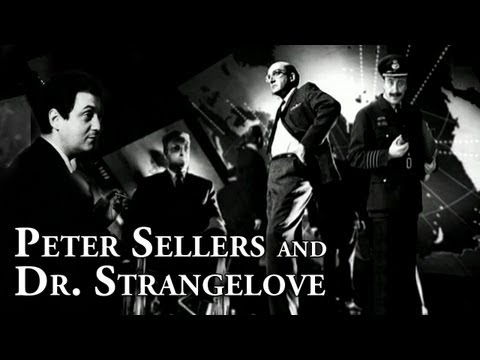 Best Sellers or Peter Sellers and Dr. Strangelove