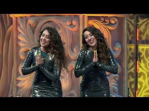 The Kapil Sharma Show Chinky Minky Twin Sisters Comedy With Aditya Narayan - Funny Video