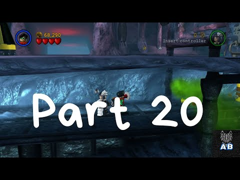 On The Rocks - LEGO Batman: The Videogame | Part 20 - YouTube