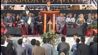 Pregação Pastor Adeildo Costa - Glória por um dia, sucesso para sempre - 13º Vigilhão Celebrai