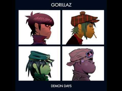 Gorillaz - Last Living Souls