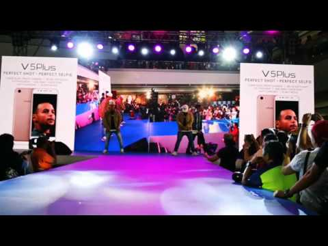 """Pinoy Boyband Superstar finalist Tony Labrusca performs """"Beauty and The Beat"""" at VIVO V5 Launch"""