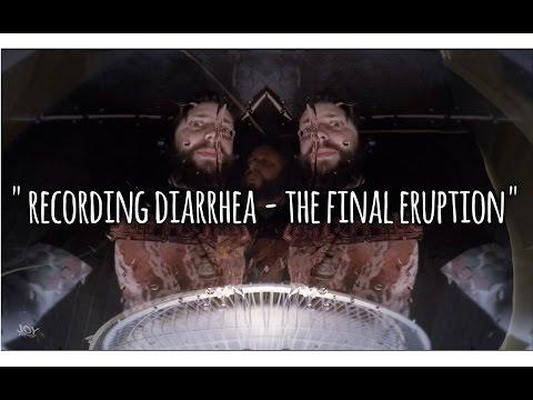 """Joy Opposites - Recording Diarrhea  """" The Final Eruption """""""