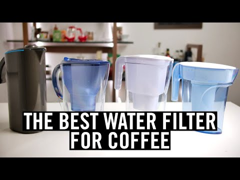 The Best Water Filter For Coffee