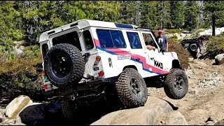 Cummins Powered Land Rover on the Rubicon!(, 2018-06-16T02:20:38.000Z)