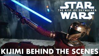 Star Wars The Rise of Skywalker Kijimi Behind the Scenes