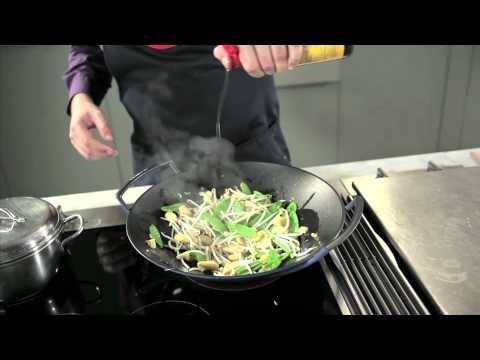 Comment faire des nouilles chinoises aux oeufs soubry - Comment cuisiner des nouilles chinoises ...