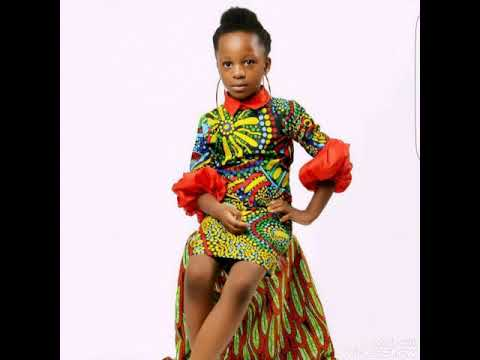 #africa #africanankara #kids AFRICAN ANKARA STYLES FOR GIRLS 2019
