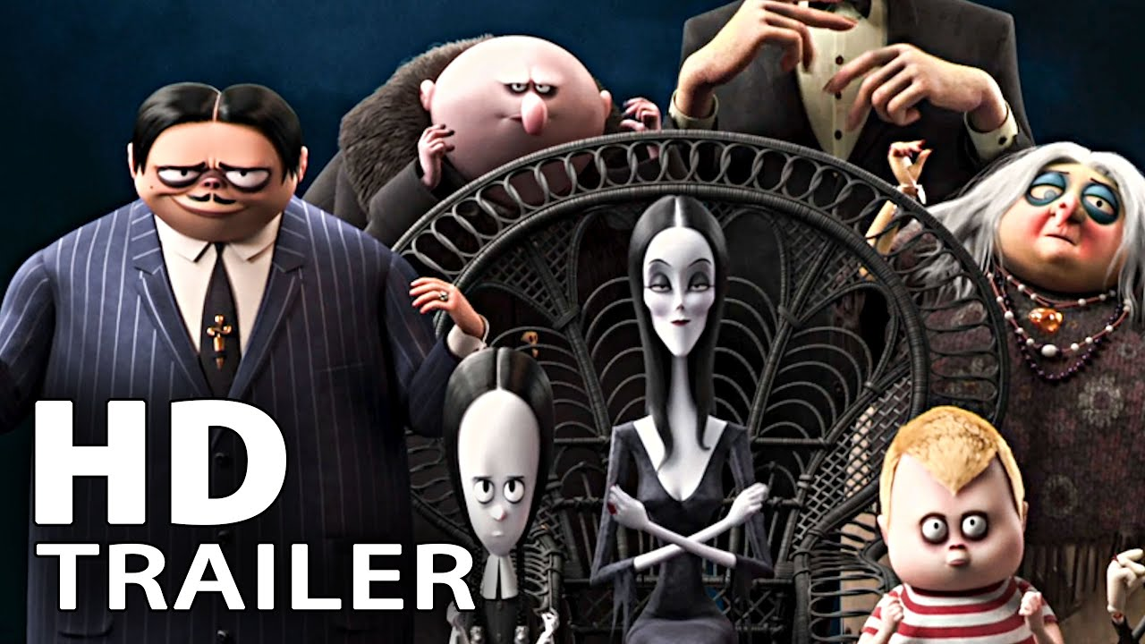 Die Addams Family 2 Stream