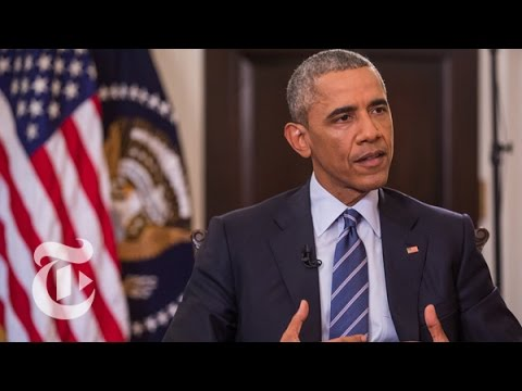 Obama Interview on Iran Nuclear Deal | The New York Times