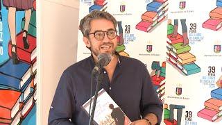 """Máximo Huerta: """"Aunque se frene, la cultura es de las pocas cosas que no paran"""""""