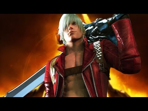 Could Dante Survive In Doom's Hell? - Devil May Cry Meets Doom |