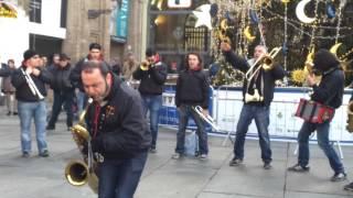 STREET MUSIC - FANTOMATIK ORCHESTRA  -Funkatraz-