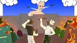 ГТА СЕРИАЛ: АТАКА ТИТАНОВ #2   Gta San Andreas Multiplayer   Смешные моменты   САМП: SAMP   Монтаж
