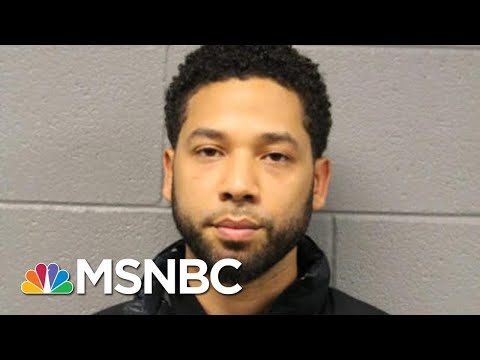 Chicago Judge Sets Jussie Smollett Bail At $100,000 | MSNBC