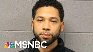 Chicago Judge Sets Jussie Smollett Bail At $100,000 | MSNBC