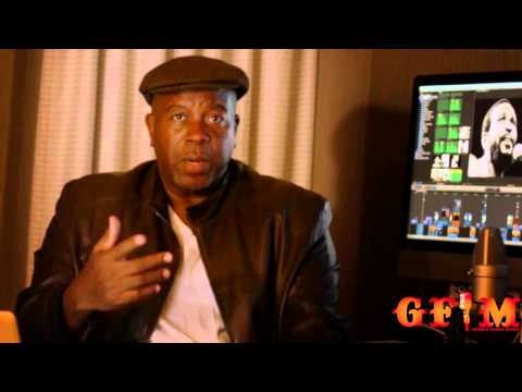 """Kashif   """"The History of R&B Music"""" Indiegogo Campaign Appeal"""