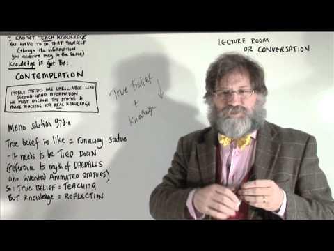 Plato's cave analysis