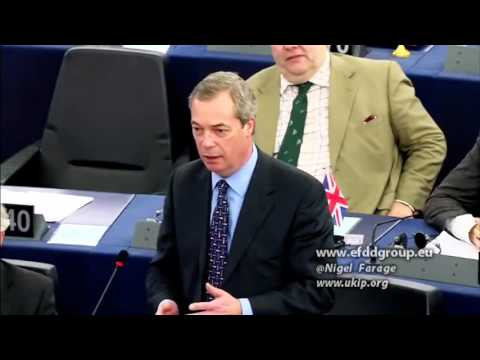 UKIP Leader Nigel Farage - People power will win Referendum, Feb 2016