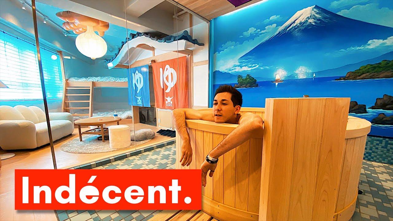 """Les appartements """"érotiques"""" au Japon 🌸 (+ grosse annonce)"""