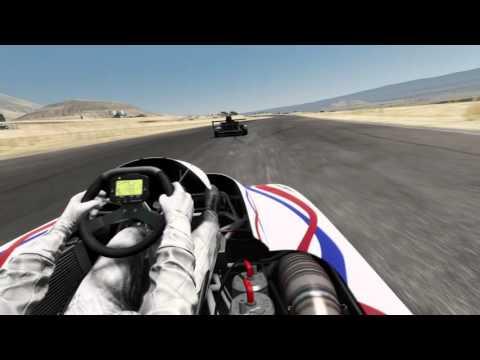 Superkart Simulator 2016 - Raceway USA