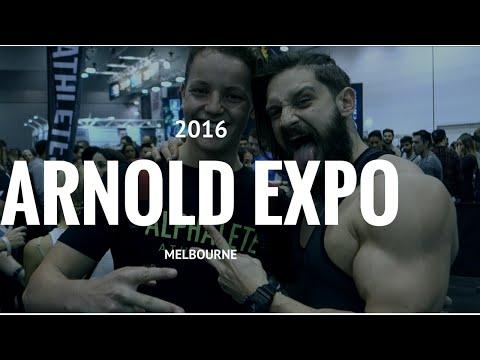 Arnold Expo Melbourne 2016