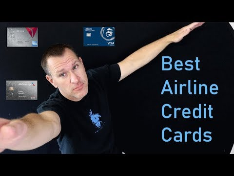 Best Airline Credit Cards 2019