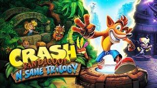 Crash Bandicoot N. Sane Trilogy - GRA DZIECIŃSTWA W 4K I 60 KLATKACH NA PC!