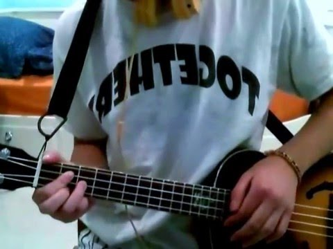 Without You By Oh Wonder Ukulele Tutorial Youtube