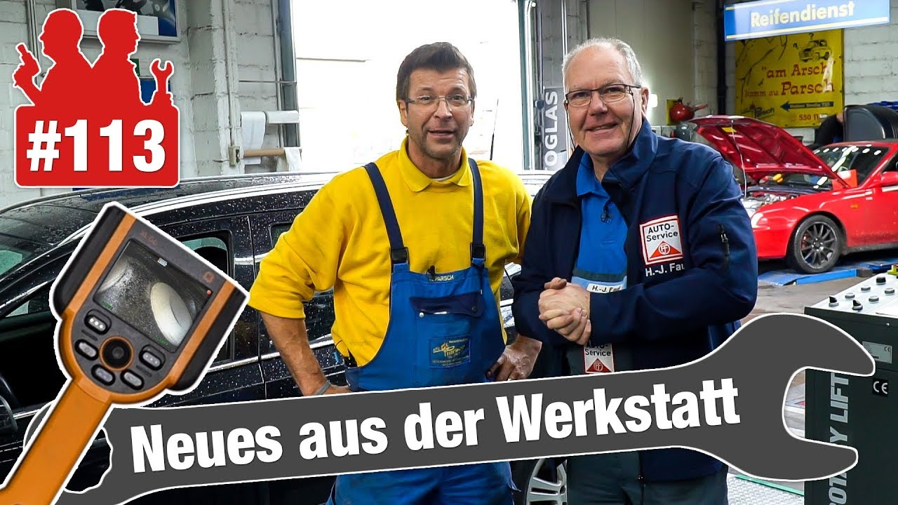 Fahrzeugkauf Docs Decken Betrug Auf Mit Endoskop Warum Verbraucht