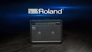 Roland JC-40 Jazz Chorus Stereo Guitar Amplifier   Gear4music demo