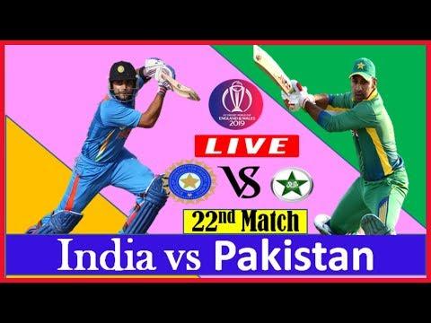 Live Cricket Match Today Ind Vs PAK