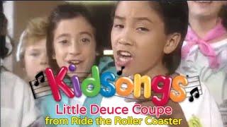Little Deuce Coupe   Kidsongs   Ride The Roller Coaster   Summer Fun   PBS Kids