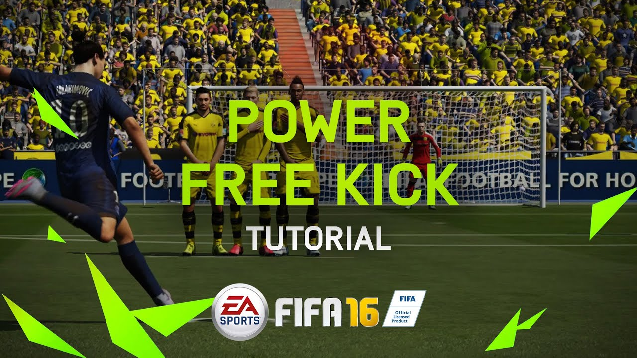 power free kick