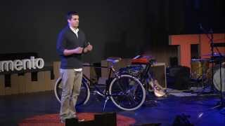 Kickstarting a bicycle safety revolution: Kent Frankovich at TEDxSacramento TEDxCity2.0