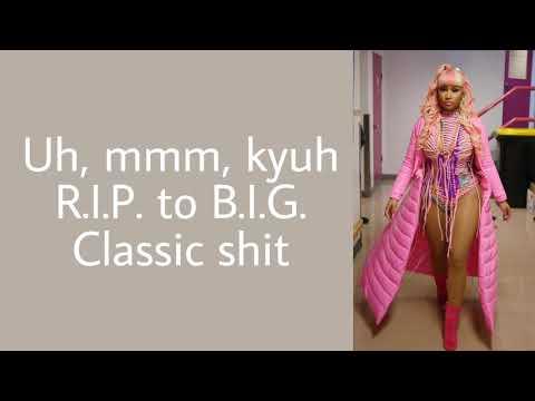 Nicki Minaj ~ Barbie Dreams ~ Lyrics