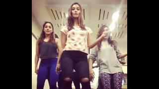 vuclip Dance Plus   Behind The Scenes   Mukti Mohan   Shakti Mohan   Neeti Mohan   Kriti Mohan