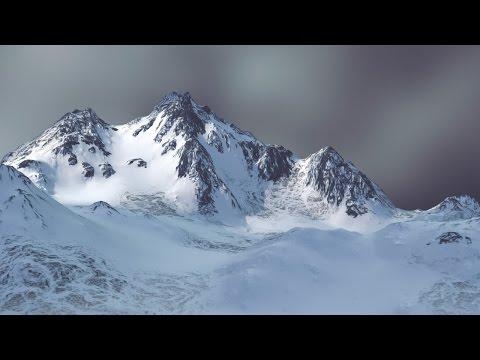 World Machine tutorial - Tibetian mountain