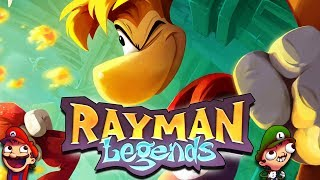 Rayman Legends PT-BR Dublado!