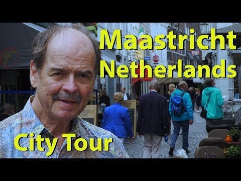 Maastricht, Netherlands, City Tour