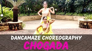 Chogada Tara | Dancamaze | Loveratri | Bollywood Fusion Choreography | Dance Cover