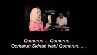 Gambar cover QOMARUN - Sabyan (Lirik)