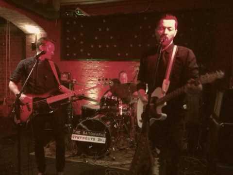 The Sayonaras - Don't Hide Your Love (Live), 18.6.2016 Baari, Turku