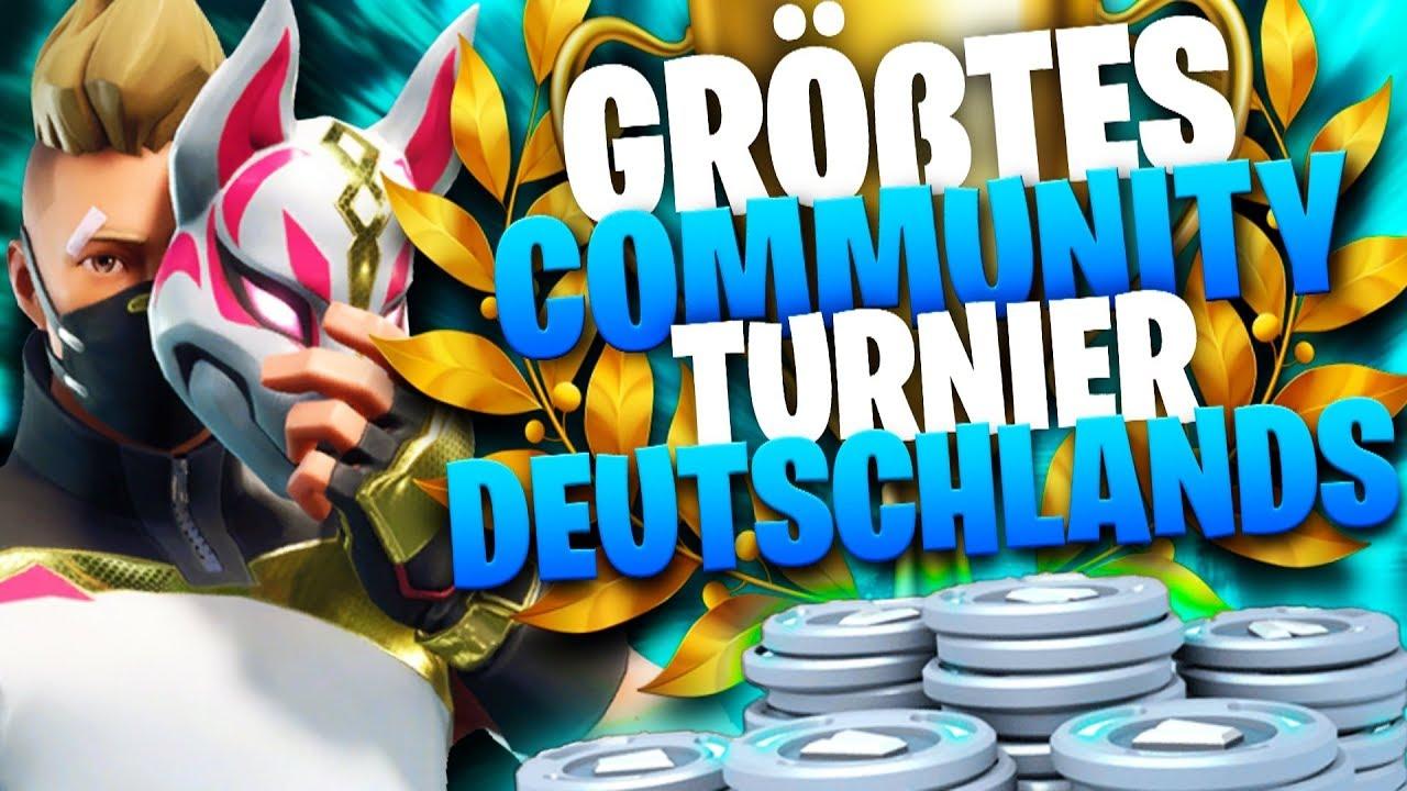Fortnite Turnier Deutschland