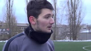 Interview 1/4 Давид Лемонджава