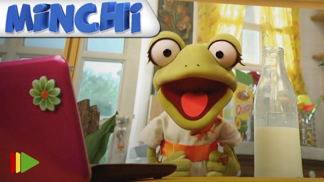 Las Aventuras de Minchi | Episodios para NIÑOS | Leche, huevos y azúcar | +13 minutos